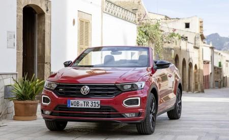 2020 Volkswagen T-Roc Cabriolet Front Wallpapers 450x275 (121)