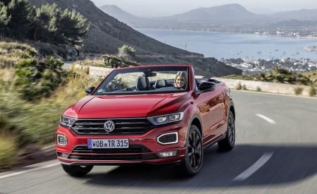 2020 Volkswagen T-Roc Cabriolet Front Wallpapers 450x275 (86)