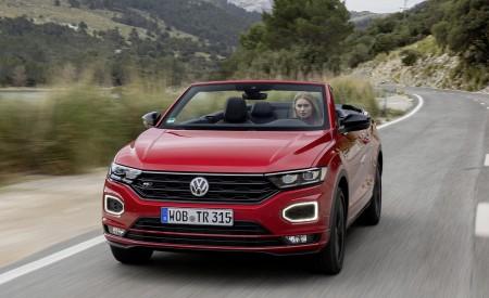 2020 Volkswagen T-Roc Cabriolet Front Wallpapers 450x275 (87)