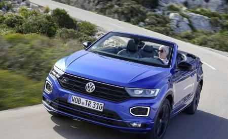 2020 Volkswagen T-Roc Cabriolet Front Wallpapers 450x275 (7)