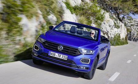 2020 Volkswagen T-Roc Cabriolet Front Wallpapers 450x275 (8)