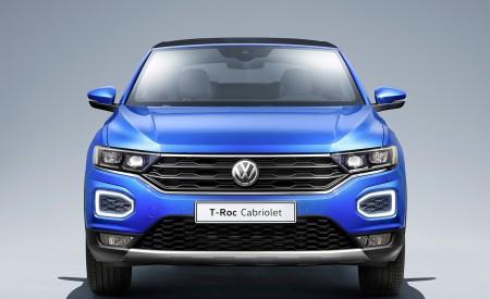 2020 Volkswagen T-Roc Cabriolet Front Wallpapers 450x275 (197)