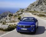 2020 Volkswagen T-Roc Cabriolet Front Wallpapers 150x120 (17)