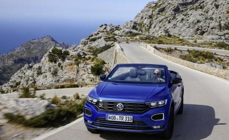 2020 Volkswagen T-Roc Cabriolet Front Wallpapers 450x275 (17)