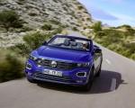 2020 Volkswagen T-Roc Cabriolet Front Wallpapers 150x120 (1)