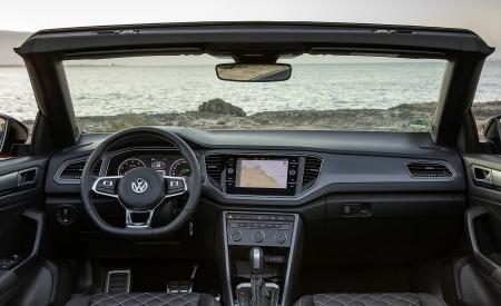2020 Volkswagen T-Roc Cabriolet Interior Cockpit Wallpapers 450x275 (145)