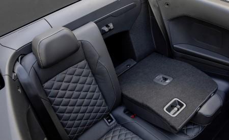 2020 Volkswagen T-Roc Cabriolet Interior Rear Seats Wallpapers 450x275 (149)