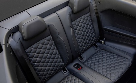 2020 Volkswagen T-Roc Cabriolet Interior Rear Seats Wallpapers 450x275 (150)