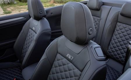2020 Volkswagen T-Roc Cabriolet Interior Seats Wallpapers 450x275 (151)