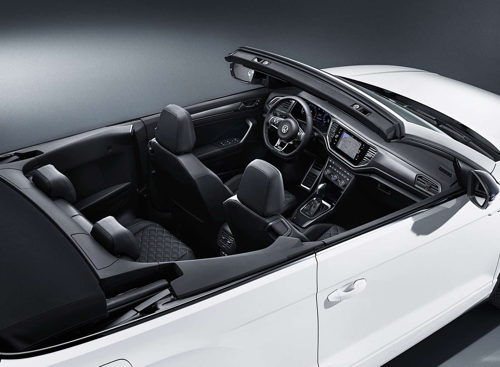 2020 Volkswagen T Roc Cabriolet Interior Wallpapers 182 Newcarcars
