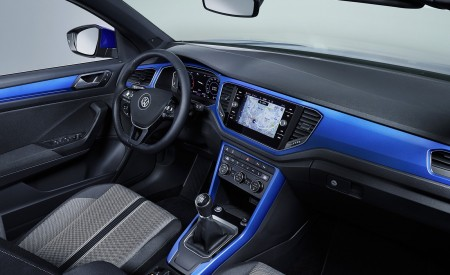 2020 Volkswagen T-Roc Cabriolet Interior Wallpapers 450x275 (204)
