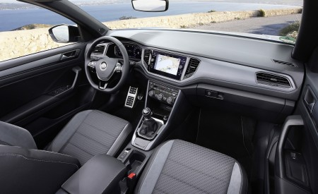 2020 Volkswagen T-Roc Cabriolet Interior Wallpapers 450x275 (67)