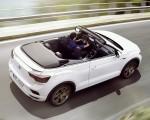 2020 Volkswagen T-Roc Cabriolet Rear Three-Quarter Wallpapers 150x120 (2)
