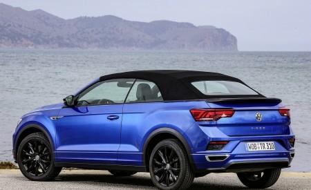 2020 Volkswagen T-Roc Cabriolet Rear Three-Quarter Wallpapers 450x275 (55)