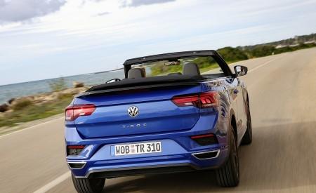 2020 Volkswagen T-Roc Cabriolet Rear Wallpapers 450x275 (49)