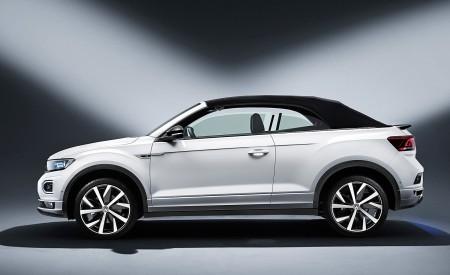 2020 Volkswagen T-Roc Cabriolet Side Wallpapers 450x275 (169)