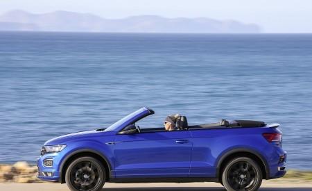 2020 Volkswagen T-Roc Cabriolet Side Wallpapers 450x275 (51)
