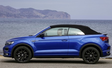 2020 Volkswagen T-Roc Cabriolet Side Wallpapers 450x275 (58)