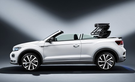 2020 Volkswagen T-Roc Cabriolet Side Wallpapers 450x275 (172)