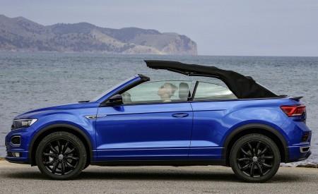 2020 Volkswagen T-Roc Cabriolet Side Wallpapers 450x275 (59)