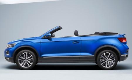 2020 Volkswagen T-Roc Cabriolet Side Wallpapers 450x275 (193)