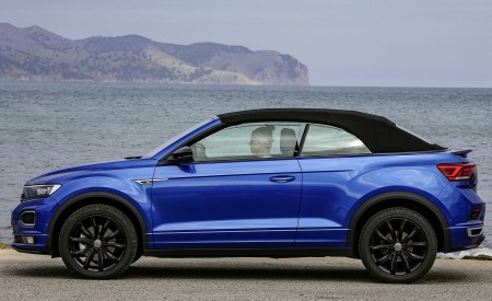 2020 Volkswagen T-Roc Cabriolet Side Wallpapers 450x275 (60)