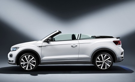 2020 Volkswagen T-Roc Cabriolet Side Wallpapers 450x275 (174)