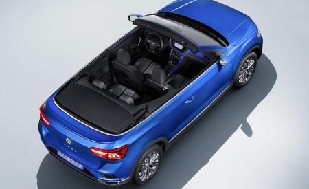 2020 Volkswagen T-Roc Cabriolet Top Wallpapers 450x275 (203)
