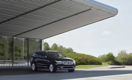 2020 Volvo XC90 Armoured Wallpapers HD