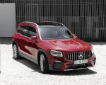 2021 Mercedes-AMG GLB 35 4MATIC (Color: Designo Patagonia Red Metallic) Front Three-Quarter Wallpapers 150x120 (14)