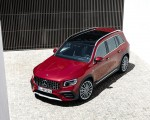 2021 Mercedes-AMG GLB 35 4MATIC (Color: Designo Patagonia Red Metallic) Front Three-Quarter Wallpapers 150x120 (13)