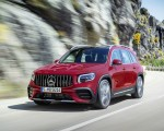 2021 Mercedes-AMG GLB 35 4MATIC (Color: Designo Patagonia Red Metallic) Front Three-Quarter Wallpapers 150x120 (3)