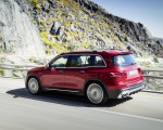 2021 Mercedes-AMG GLB 35 4MATIC (Color: Designo Patagonia Red Metallic) Front Three-Quarter Wallpapers 150x120 (5)