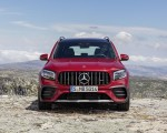 2021 Mercedes-AMG GLB 35 4MATIC (Color: Designo Patagonia Red Metallic) Front Wallpapers 150x120 (15)
