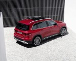 2021 Mercedes-AMG GLB 35 4MATIC (Color: Designo Patagonia Red Metallic) Rear Three-Quarter Wallpapers 150x120 (16)