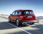 2021 Mercedes-AMG GLB 35 4MATIC (Color: Designo Patagonia Red Metallic) Rear Three-Quarter Wallpapers 150x120 (8)