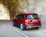 2021 Mercedes-AMG GLB 35 4MATIC (Color: Designo Patagonia Red Metallic) Rear Three-Quarter Wallpapers 150x120 (9)
