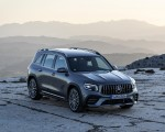 2021 Mercedes-AMG GLB 35 4MATIC (Color: Mountain Gray Metallic) Front Three-Quarter Wallpapers 150x120 (22)