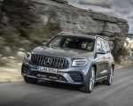 2021 Mercedes-AMG GLB 35 4MATIC (Color: Mountain Gray Metallic) Front Wallpapers 150x120 (16)