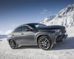 2021 Mercedes-AMG GLE 53 4MATIC Coupe (Color: Selenite Gray Metallic) Front Three-Quarter Wallpapers 150x120 (26)
