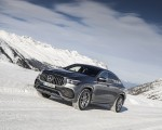 2021 Mercedes-AMG GLE 53 4MATIC Coupe (Color: Selenite Gray Metallic) Front Three-Quarter Wallpapers 150x120 (27)