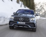 2021 Mercedes-AMG GLE 53 4MATIC Coupe (Color: Selenite Gray Metallic) Front Wallpapers 150x120 (30)