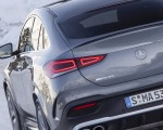 2021 Mercedes-AMG GLE 53 4MATIC Coupe (Color: Selenite Gray Metallic) Rear Wallpapers 150x120 (35)
