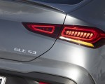 2021 Mercedes-AMG GLE 53 4MATIC Coupe (Color: Selenite Gray Metallic) Tail Light Wallpapers 150x120 (34)