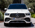 2021 Mercedes-AMG GLE 53 Coupe 4MATIC+ (Color: Designo Diamond White Bright) Front Wallpapers 150x120 (22)