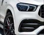 2021 Mercedes-AMG GLE 53 Coupe 4MATIC+ (Color: Designo Diamond White Bright) Headlight Wallpapers 150x120 (30)