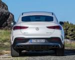 2021 Mercedes-AMG GLE 53 Coupe 4MATIC+ (Color: Designo Diamond White Bright) Rear Wallpapers 150x120 (13)