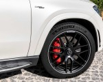 2021 Mercedes-AMG GLE 53 Coupe 4MATIC+ (Color: Designo Diamond White Bright) Wheel Wallpapers 150x120 (28)