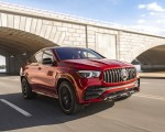 2021 Mercedes-AMG GLE 53 Coupe Front Three-Quarter Wallpapers 150x120 (17)