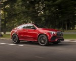 2021 Mercedes-AMG GLE 53 Coupe Front Three-Quarter Wallpapers 150x120 (3)